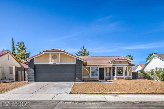 4820 Evergreen Glen Drive, Las Vegas, NV 89130 (MLS #2293869) :: Jeffrey Sabel