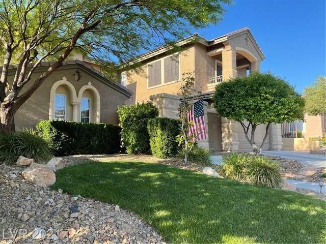 11389 Orazio Drive, Las Vegas, NV 89138 (MLS #2293872) :: Custom Fit Real Estate Group