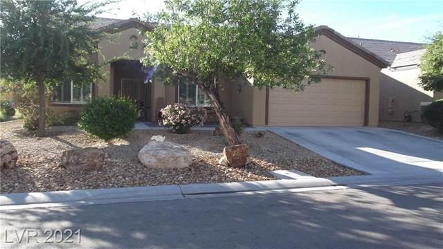 7716 Fieldfare Drive, North Las Vegas, NV 89084 (MLS #2293874) :: Custom Fit Real Estate Group