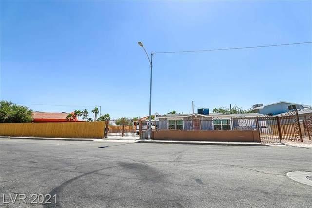 2303 E Nelson Avenue, North Las Vegas, NV 89030 (MLS #2293881) :: The Perna Group