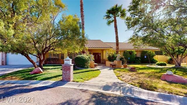 3877 Quadrel Street, Las Vegas, NV 89129 (MLS #2293883) :: Custom Fit Real Estate Group