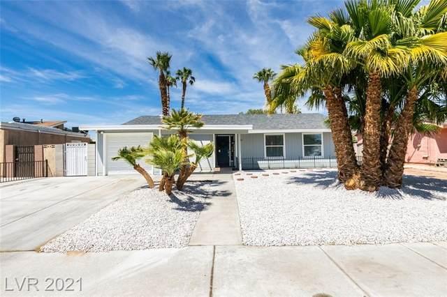41 Del Amo Drive, Las Vegas, NV 89110 (MLS #2293895) :: Lindstrom Radcliffe Group