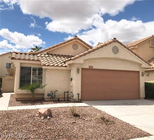 8249 Peaceful Canyon Drive, Las Vegas, NV 89128 (MLS #2293897) :: Lindstrom Radcliffe Group