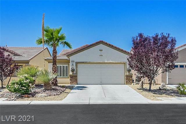7557 Chaffinch Street, North Las Vegas, NV 89084 (MLS #2293901) :: The Perna Group