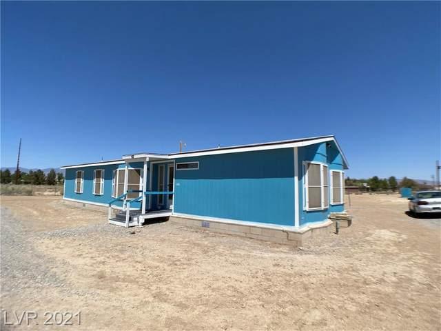 6101 Willis Street, Pahrump, NV 89048 (MLS #2293905) :: Custom Fit Real Estate Group