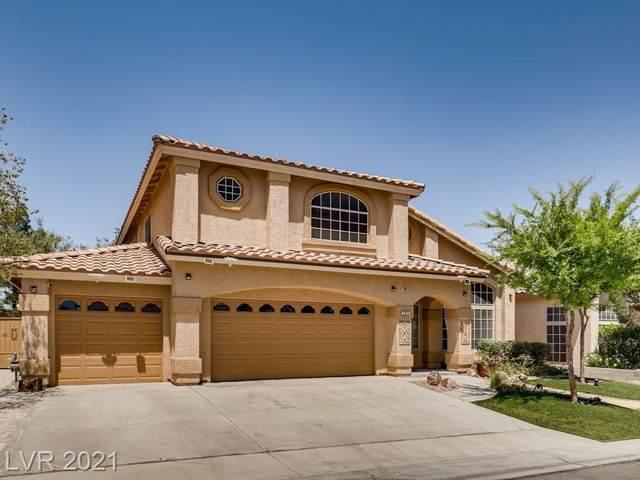 2524 Quail Canyon Avenue, Henderson, NV 89074 (MLS #2293918) :: Custom Fit Real Estate Group