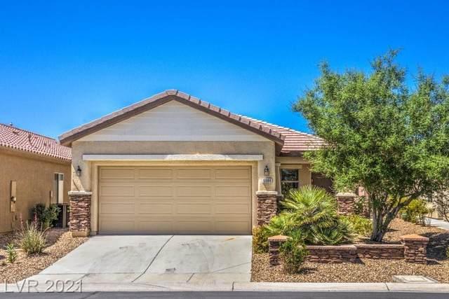 6084 Majestic Wind Avenue, Las Vegas, NV 89122 (MLS #2293920) :: Lindstrom Radcliffe Group