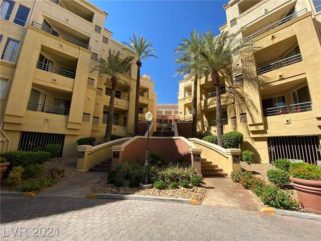 230 E Flamingo Road #328, Las Vegas, NV 89169 (MLS #2293922) :: Jack Greenberg Group