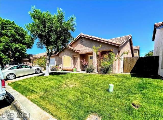 871 Sandbar Street, Mesquite, NV 89027 (MLS #2293931) :: Jeffrey Sabel