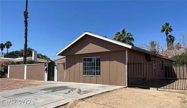 2773 Mcleod Drive, Las Vegas, NV 89121 (MLS #2293936) :: Galindo Group Real Estate