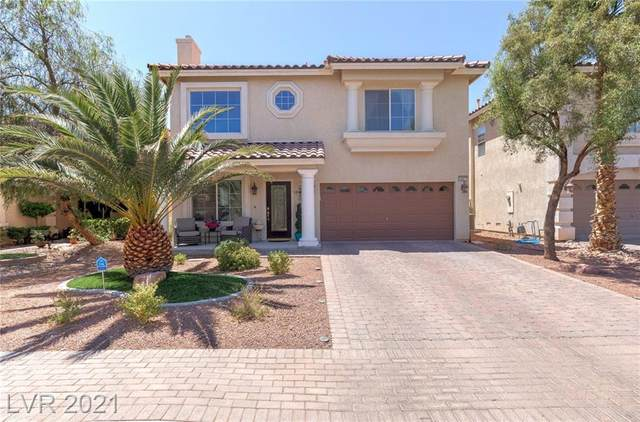 10877 Dornoch Castle Street, Las Vegas, NV 89141 (MLS #2293942) :: Team Michele Dugan