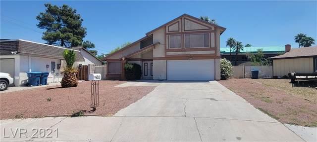 6203 Meadow Lark Lane, Las Vegas, NV 89103 (MLS #2293948) :: Jeffrey Sabel
