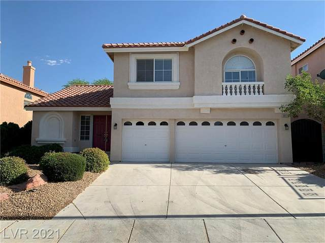 10115 Wotans Throne Court, Las Vegas, NV 89148 (MLS #2293967) :: Jeffrey Sabel