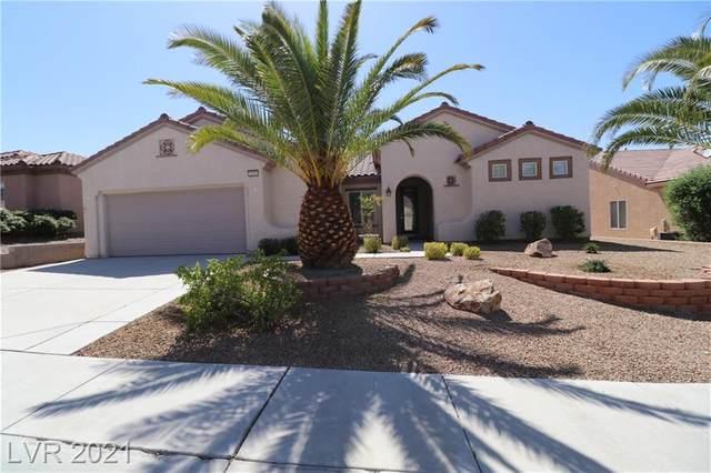 2259 Sandstone Cliffs Drive, Henderson, NV 89044 (MLS #2293970) :: Custom Fit Real Estate Group