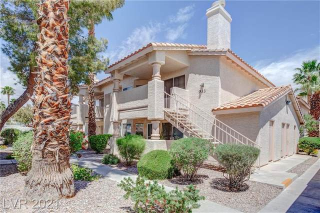 933 Boulder Mesa Drive #201, Las Vegas, NV 89128 (MLS #2293974) :: The Shear Team