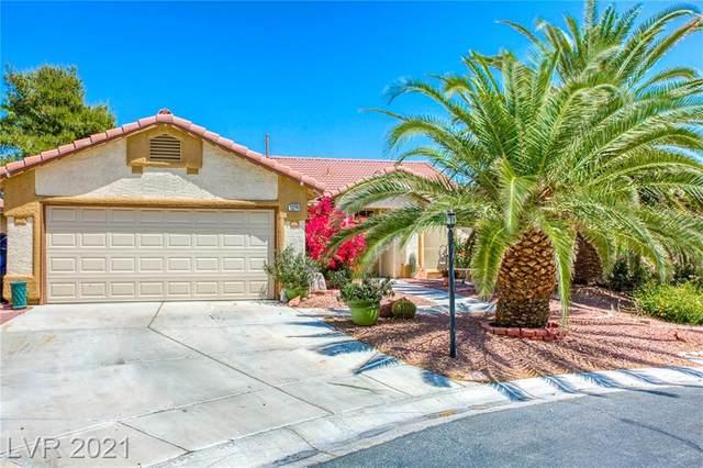 5524 Cranwood Court, Las Vegas, NV 89130 (MLS #2293986) :: Signature Real Estate Group