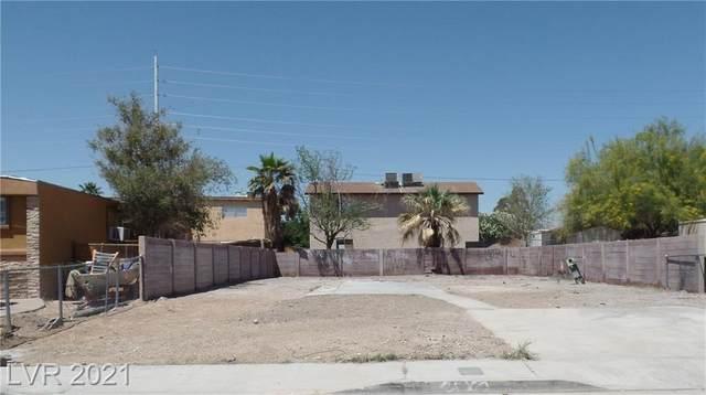3116 Lillis Avenue, North Las Vegas, NV 89030 (MLS #2293991) :: Lindstrom Radcliffe Group