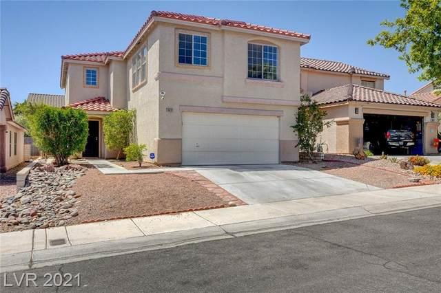 8633 Majestic Pine Avenue, Las Vegas, NV 89143 (MLS #2293992) :: Signature Real Estate Group