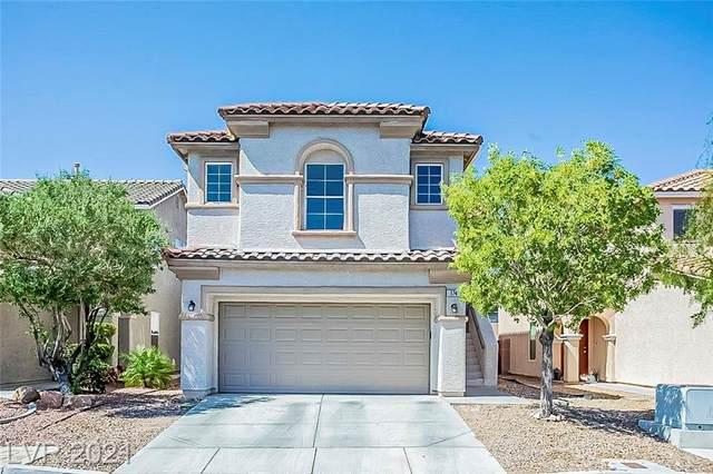 174 Fratelli Avenue, Las Vegas, NV 89183 (MLS #2294016) :: Signature Real Estate Group