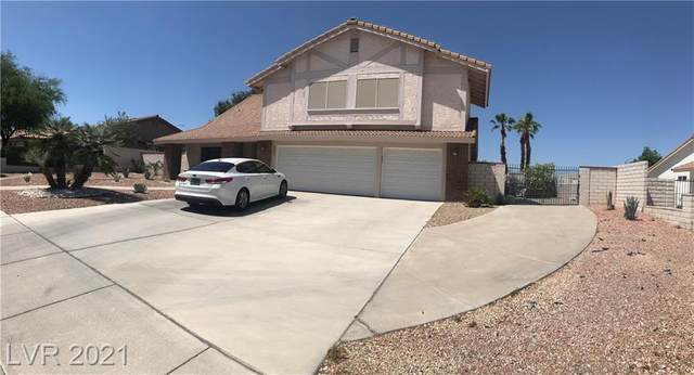 6840 Patayan Road, Las Vegas, NV 89146 (MLS #2294024) :: Signature Real Estate Group