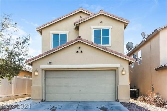 4194 English Walnut Court, Las Vegas, NV 89115 (MLS #2294035) :: Signature Real Estate Group