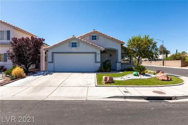 7037 Junction Village Avenue, Las Vegas, NV 89129 (MLS #2294048) :: Lindstrom Radcliffe Group