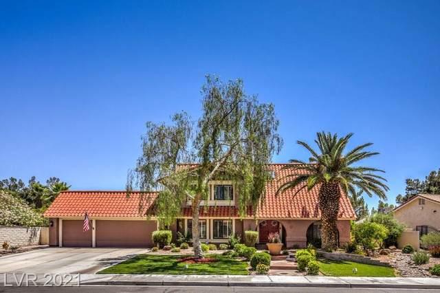 3380 Iberia Street, Las Vegas, NV 89146 (MLS #2294073) :: Signature Real Estate Group