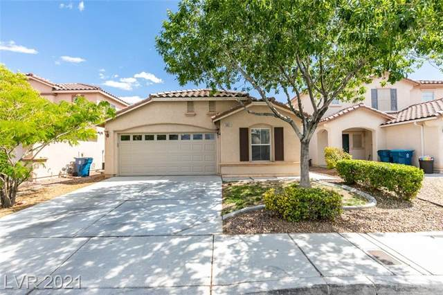 5021 Hostetler Avenue, Las Vegas, NV 89131 (MLS #2294074) :: Jack Greenberg Group