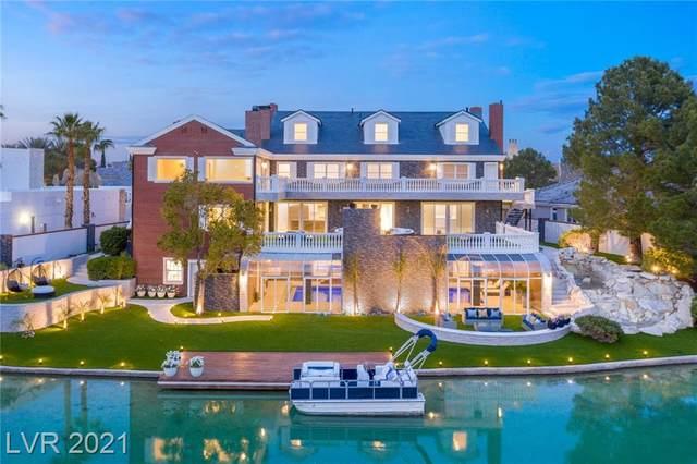 2913 Coast Line Court, Las Vegas, NV 89117 (MLS #2294086) :: Galindo Group Real Estate