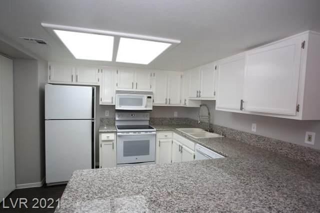 3450 Erva Street #214, Las Vegas, NV 89117 (MLS #2294090) :: Lindstrom Radcliffe Group