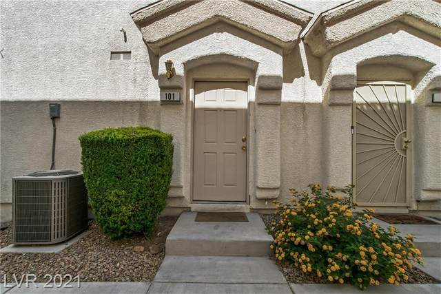 5512 Jackpot Winner Lane #101, Las Vegas, NV 89122 (MLS #2294116) :: Lindstrom Radcliffe Group