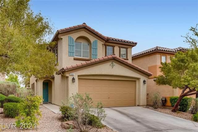 928 Purdy Lodge Street, Las Vegas, NV 89138 (MLS #2294119) :: Lindstrom Radcliffe Group