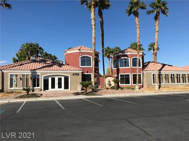 4730 E Craig Road #1181, Las Vegas, NV 89115 (MLS #2294131) :: Custom Fit Real Estate Group