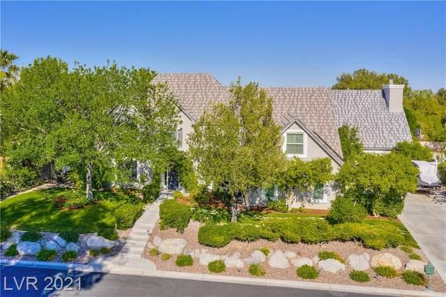 4530 Desert Bloom Court, Las Vegas, NV 89129 (MLS #2294144) :: Signature Real Estate Group