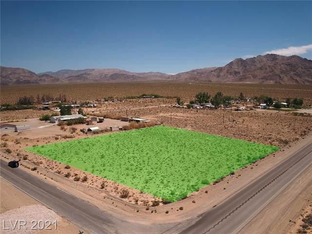 Hopi Street, Las Vegas, NV 89109 (MLS #2294163) :: Lindstrom Radcliffe Group