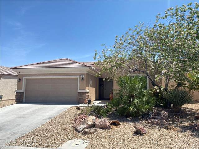 7452 Chipping Sparrow Street, North Las Vegas, NV 89084 (MLS #2294165) :: Signature Real Estate Group