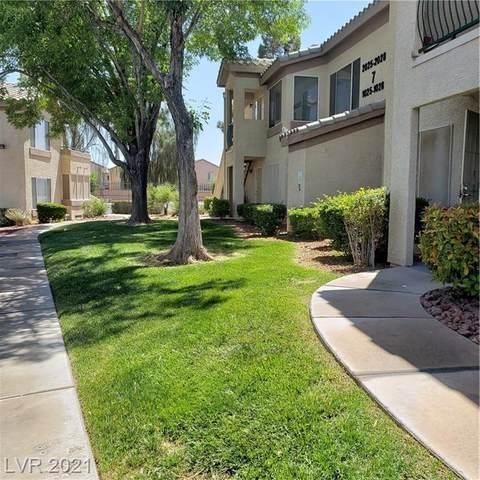 5710 E Tropicana Avenue #1026, Las Vegas, NV 89122 (MLS #2294166) :: Jeffrey Sabel