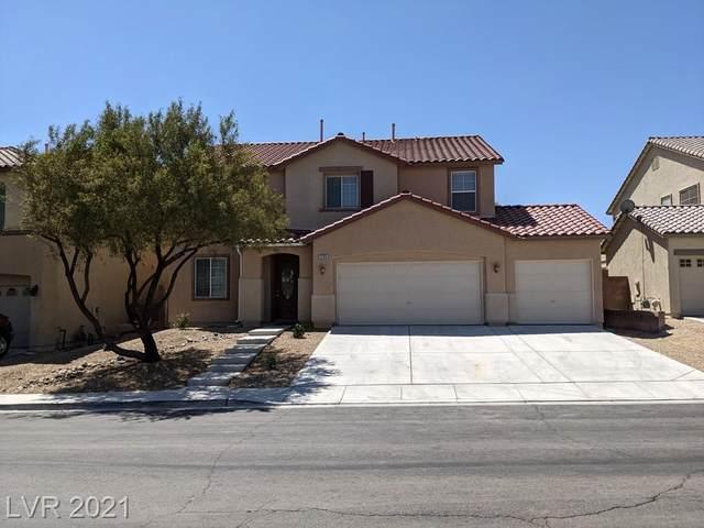 2309 Ridge Back Court, North Las Vegas, NV 89031 (MLS #2294173) :: Custom Fit Real Estate Group