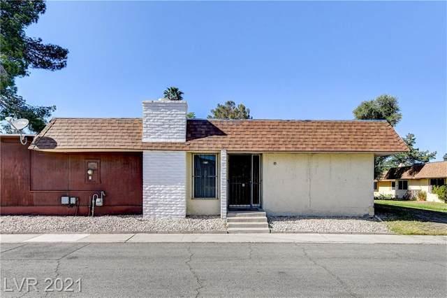 2638 Heritage Circle, Las Vegas, NV 89121 (MLS #2294177) :: Lindstrom Radcliffe Group