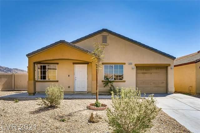 6408 Flathead Avenue, Las Vegas, NV 89122 (MLS #2294197) :: Lindstrom Radcliffe Group