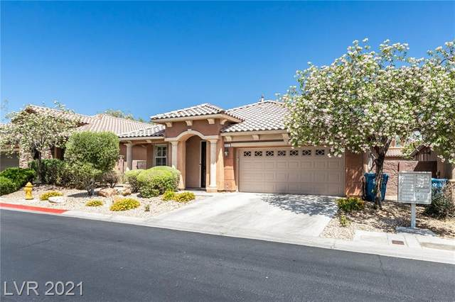 9122 Sendero Avenue, Las Vegas, NV 89178 (MLS #2294199) :: Custom Fit Real Estate Group