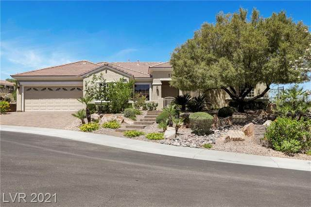 2850 Kensingpark Court, Henderson, NV 89052 (MLS #2294203) :: Lindstrom Radcliffe Group