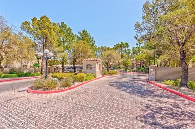 8409 Running Deer Avenue #201, Las Vegas, NV 89145 (MLS #2294221) :: Lindstrom Radcliffe Group