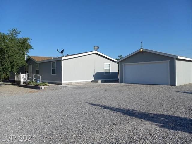4260 Maple Road, Pahrump, NV 89048 (MLS #2294230) :: Signature Real Estate Group