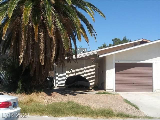 527 Chelsea Drive, Henderson, NV 89014 (MLS #2294257) :: Vestuto Realty Group