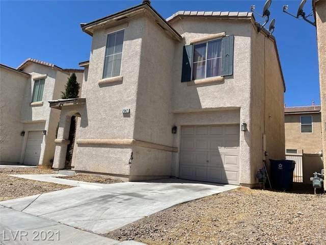 2047 Seattle Shore Street, Las Vegas, NV 89115 (MLS #2294280) :: Vestuto Realty Group