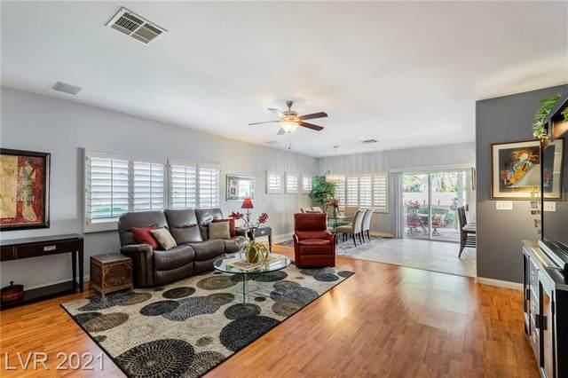 605 Bear Grass Street, Las Vegas, NV 89144 (MLS #2294285) :: Lindstrom Radcliffe Group