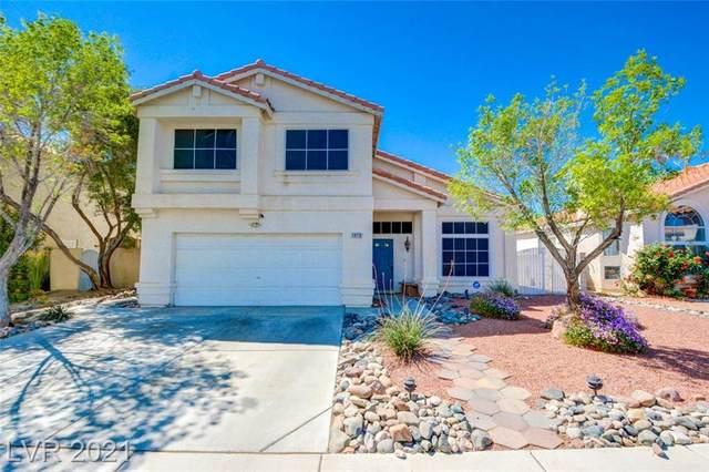 1479 Silver Rain Avenue, Las Vegas, NV 89123 (MLS #2294319) :: Custom Fit Real Estate Group