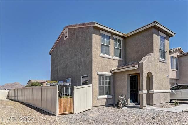 2140 Lost Maple Street, Las Vegas, NV 89115 (MLS #2294325) :: Jeffrey Sabel