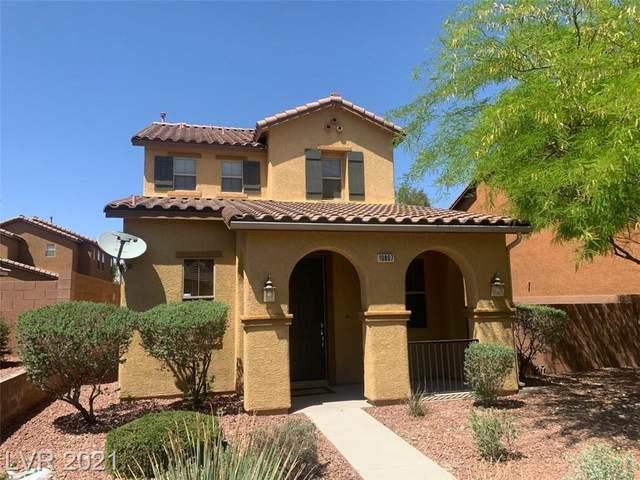 10807 Azure Ocean Avenue, Las Vegas, NV 89166 (MLS #2294335) :: Lindstrom Radcliffe Group